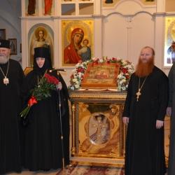 День Ангела настоятельницы монастыря игум.Валентины